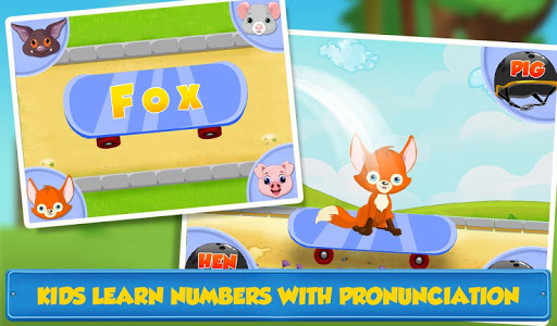 Easy To Learn ABC & Numbers v1.0.0