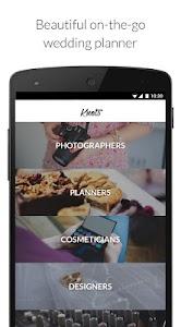 Knots - Wedding Planner App screenshot 0