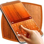 Wood Keyboard Free Icon