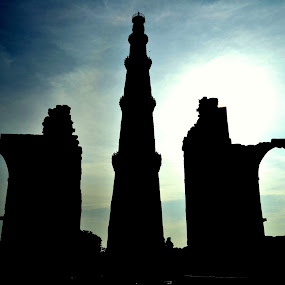 morning High by Siddhartha Chitranshi - Buildings & Architecture Statues & Monuments