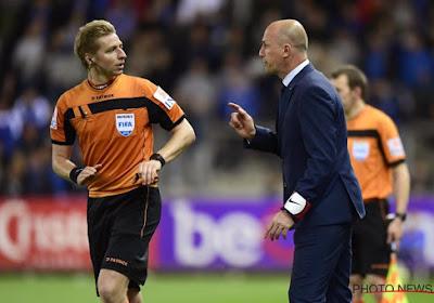 De scheidsrechters voor speeldag 22: Visser start nieuwe jaar met Limburgse derby, ook Boucaut en Lardot krijgen toppers