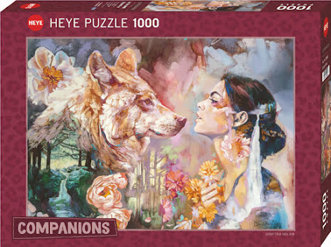 Companions: Shared River (1000 pieces)