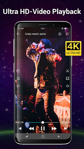Video Player All Format for Android ss3