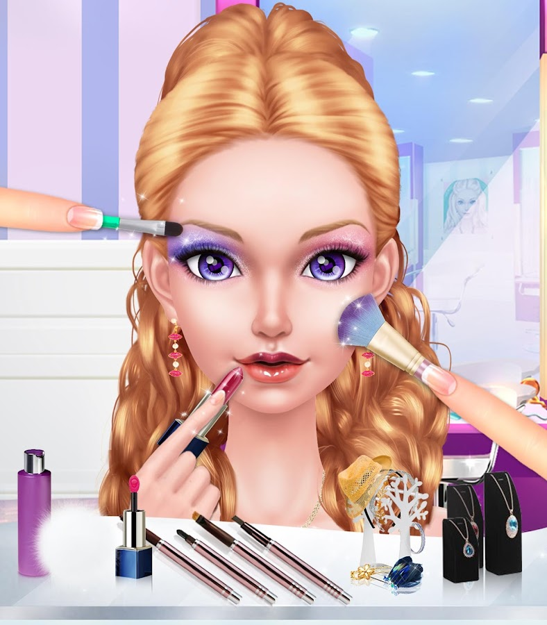 Prom Queen Hair Stylist Salon- screenshot
