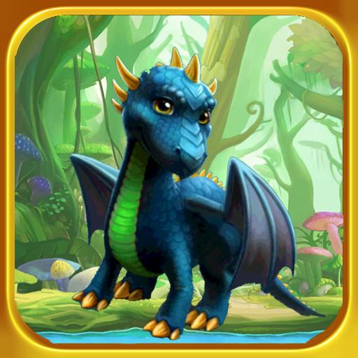 ドラゴン島 模擬 App LOGO-硬是要APP