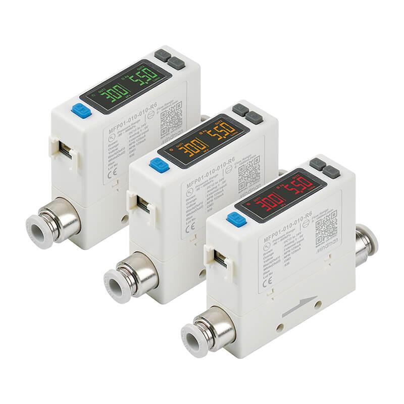 Những thiết bị giúp đo lưu lượng khí.