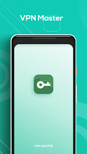 Free VPN & security unblock Proxy -Snap Master VPN App Download For Android 5