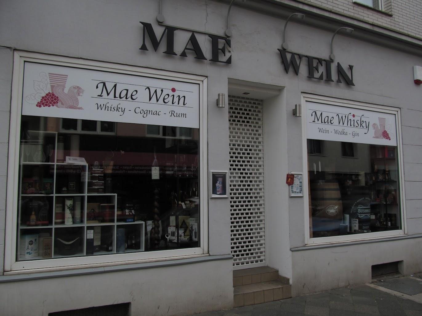 MAE Wein, Düsseldorf
