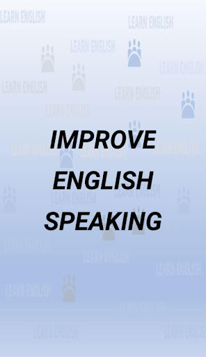 Improve English Speaking 1.0 androidtablet.us 1