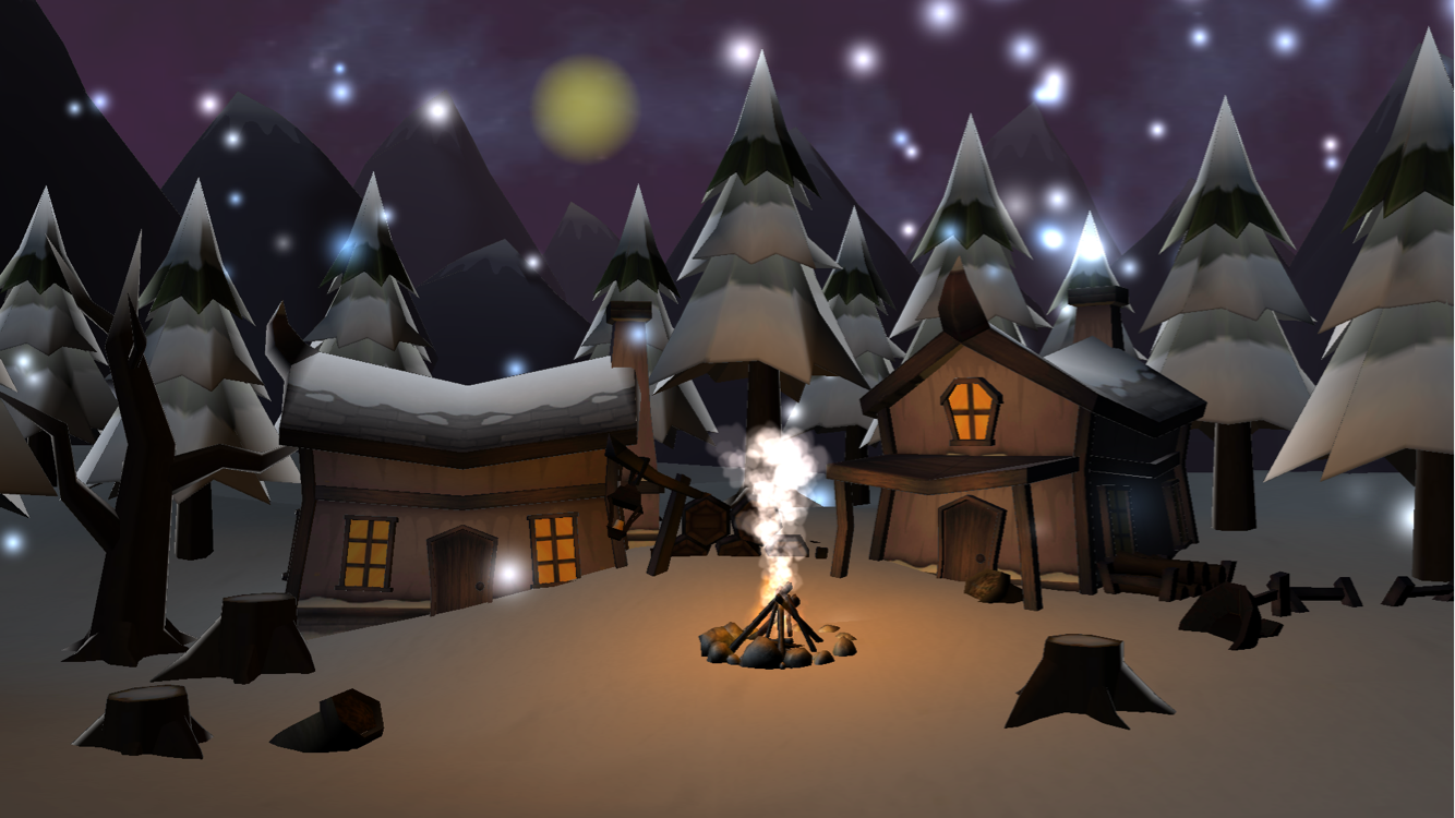 Winter Time- screenshot