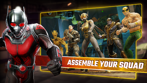 MARVEL Strike Force 1.3.2 mod screenshots 1