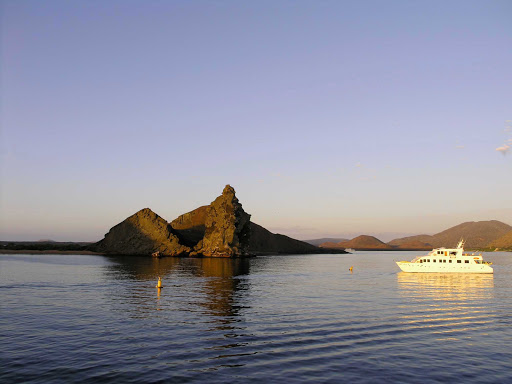 Galapagos-sunrise - Sunrise in the Galápagos.