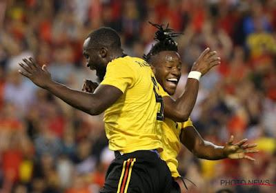 Batshuayi va enchaîner: Lukaku est forfait pour la Suisse !