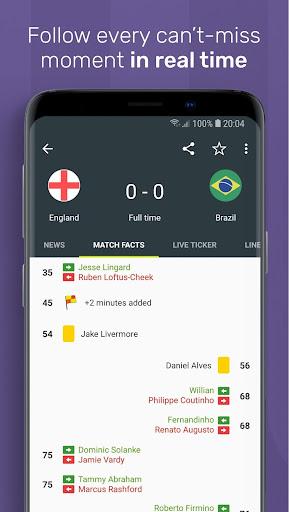 FotMob World Cup 2018  screenshots 4