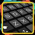 ai.type OS 12 Dark Keyboard