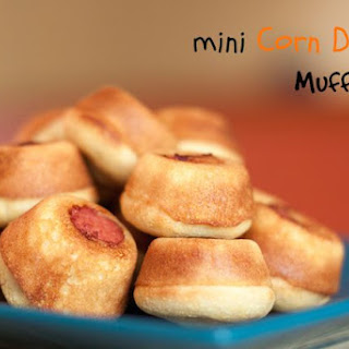 Mini Corn Dog Muffins – Back to School Recipes #12DaysOf