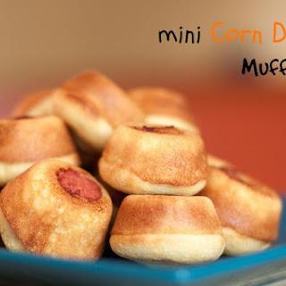 Mini Corn Dog Muffins – Back to School Recipes #12DaysOf.