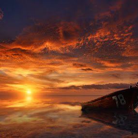 by Justin Ng - Landscapes Sunsets & Sunrises