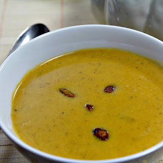 Hot Pumpkin Soup Recipes