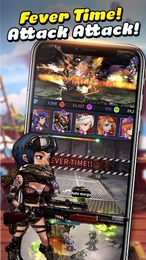 Merge Zombie: idle RPG 1.6.7 screenshots 8