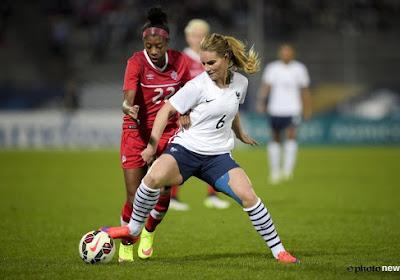 Une joueuse cadre de Lyon est transférée aux Etats-Unis