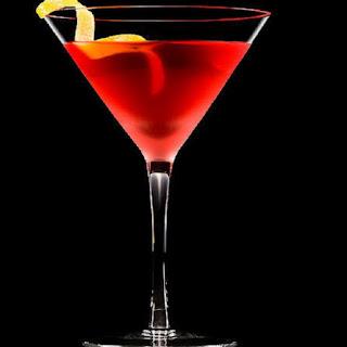 Easy Alcoholic Cocktail Cosmopolitan