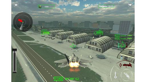 Air Force Surgical Strike War - Fighter Jet Games  screenshots 1