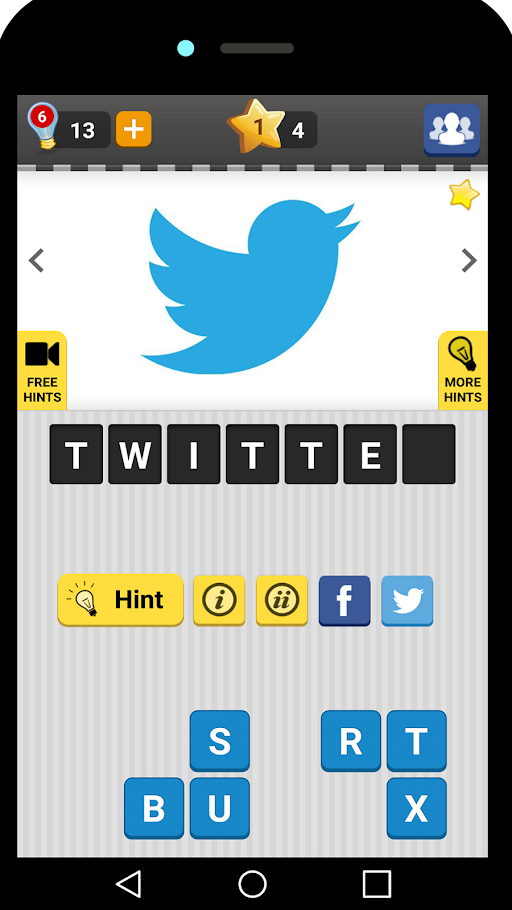 Logo Game: Guess Brand Quiz APK 4.5.9 screenshots 1