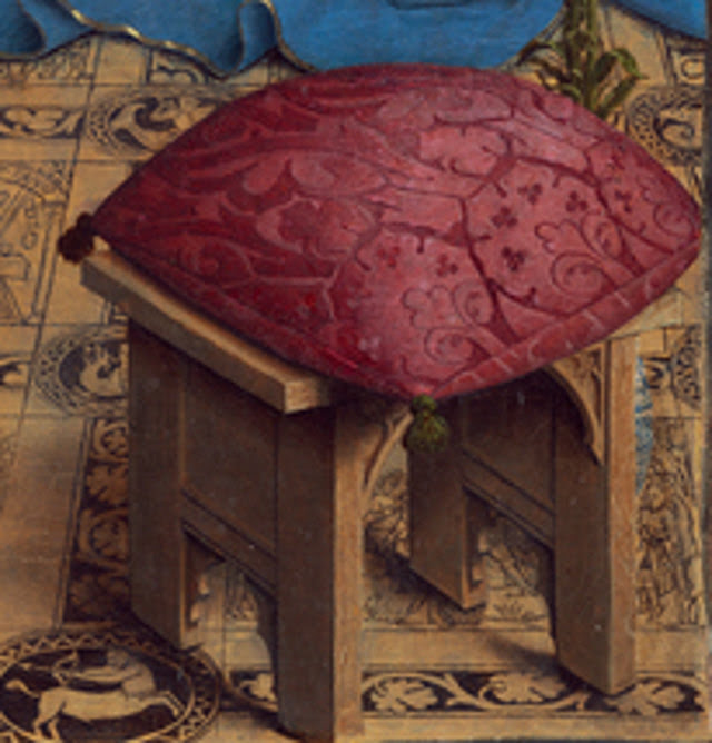 Jan Van Eyck's Annunciation, the hidden meanings  #kellybagdanov #arteducation #arthistory #classicalconversation #aparthistory #charlottemason #homeschoolarteducation #homeschooling #Annunciationart #janvaneyck #janvanecyckannunciation