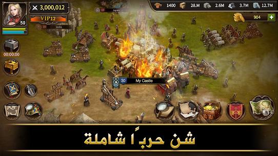 حرب الحضارات – لعبة معارك حرب إستراتيجية 4