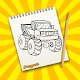 Download How to draw vehicle For PC Windows and Mac