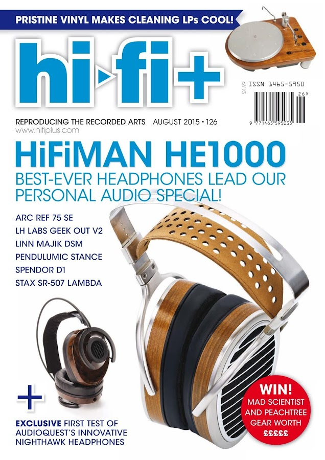 Hi-Fi Plus Magazine- screenshot