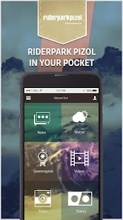 Riderpark Pizol- screenshot thumbnail
