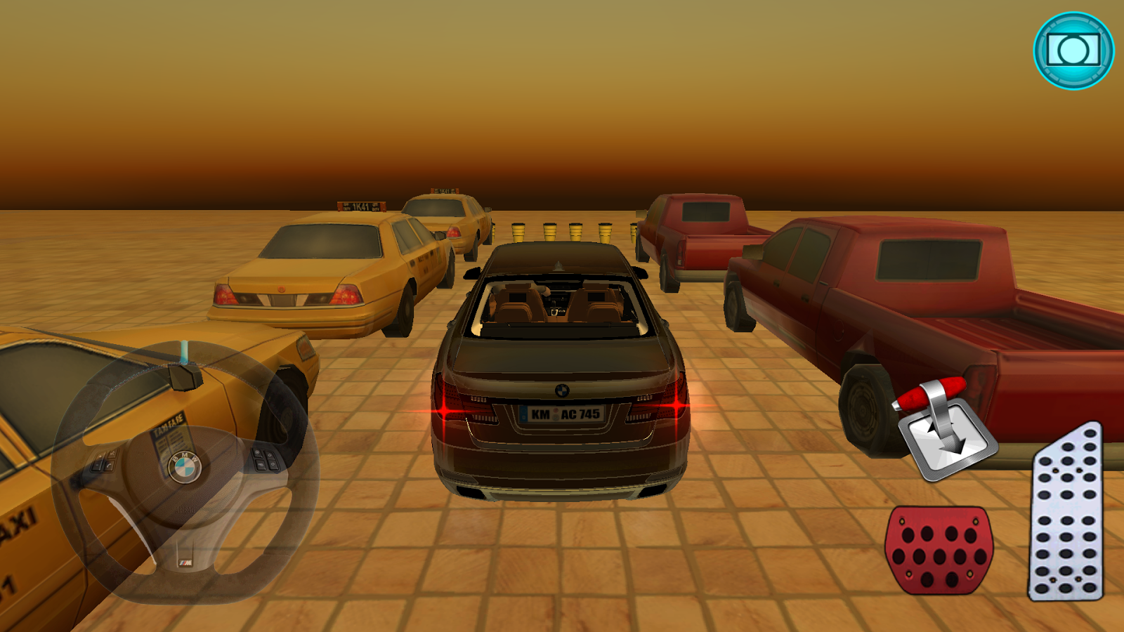 Real Car Simulator Game- screenshot