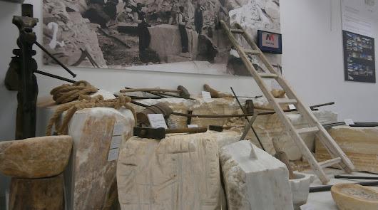 Más de 12.000 personas visitan el centro de interpretación del mármol en tres años