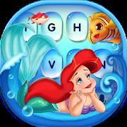Dream Mermaid keyboard