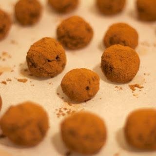 Brazilian Chocolate Truffle (Brigadeiro).