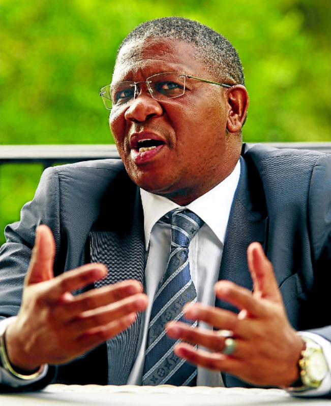 Former Minister of Police Fikile Mbalula opens up about his marriage and the type of husband he is.