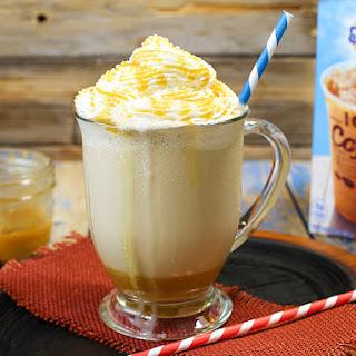 Frozen Caramel Coffee