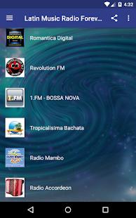Latin Music Radio - náhled