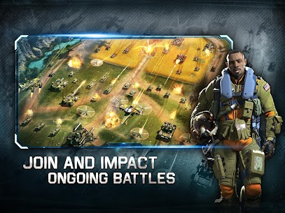 War Planet Online: Real Time Strategy MMO Game 10