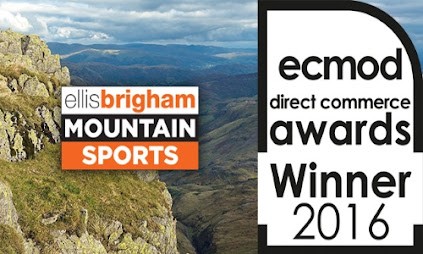 Ellis Brigham Awarded 'Best Multi-Channel Business/Brand' at the recent ECMOD Awards in London