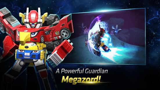 Mod Game Power Rangers: All Stars for Android