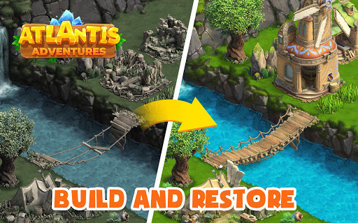 Atlantis Odyssey 1.5.1 screenshots 1