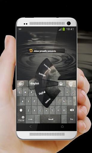 月球 GO Keyboard