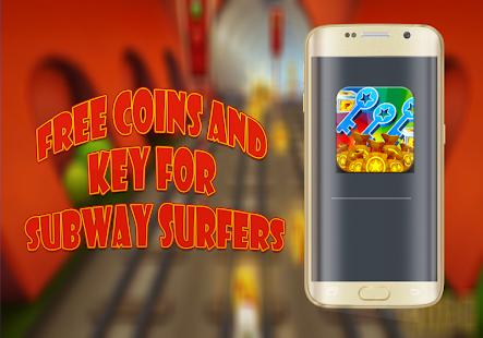 Unlimited keys Subway Surfers-Joke - náhled