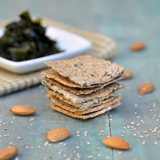 Dried Seaweed Appetizer Recipes