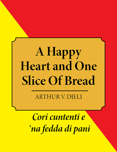A Happy Heart and One Slice Of Bread cover