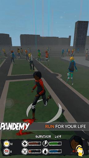 Pandemy Z - Global Survival screenshot 2