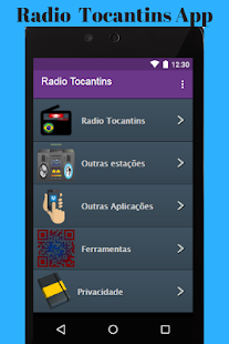 Radio Tocantins App - náhled